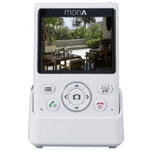 Mona video ontvanger babyfoon